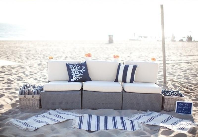 Amazing Outdoor Wedding Lounge Ideas