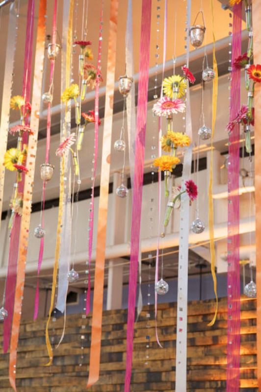 40 Coolest Ribbon Wedding Decor And Style Ideas | Weddingomania