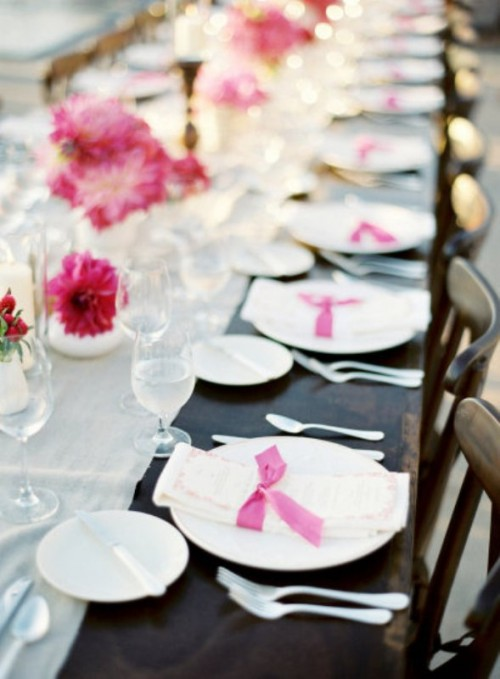 40 Coolest Ribbon Wedding Decor And Style Ideas