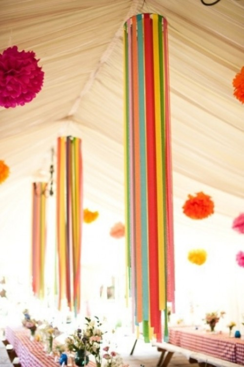 Coolest Ribbon Wedding Decor And Style Ideas