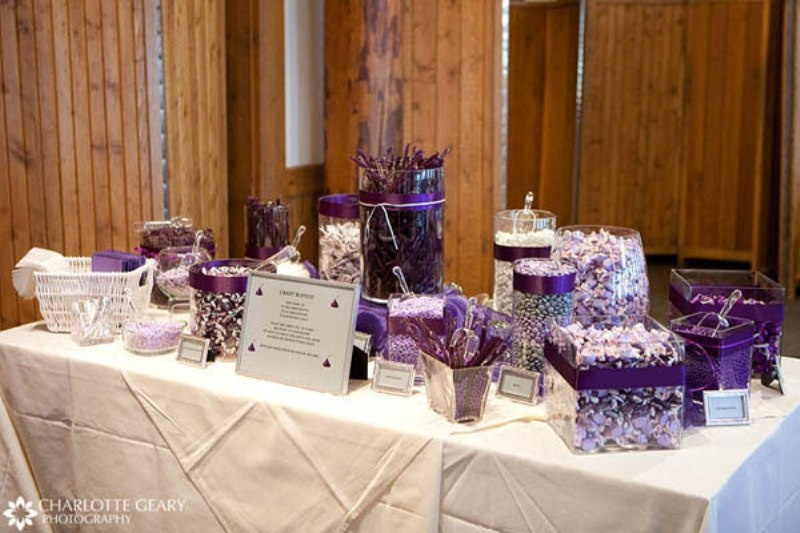 Purple Ideas For Weddings: Picture Of Glamorous Dark Purple Wedding Inspirational Ideas
