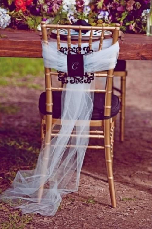 Glamorous Dark Purple Wedding Inspirational Ideas