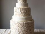 40 Gorgeous Lace Wedding Ideas