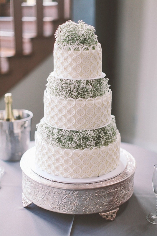 Easy Lace Cake Design : Picture Of Lace Wedding Cake Ideas