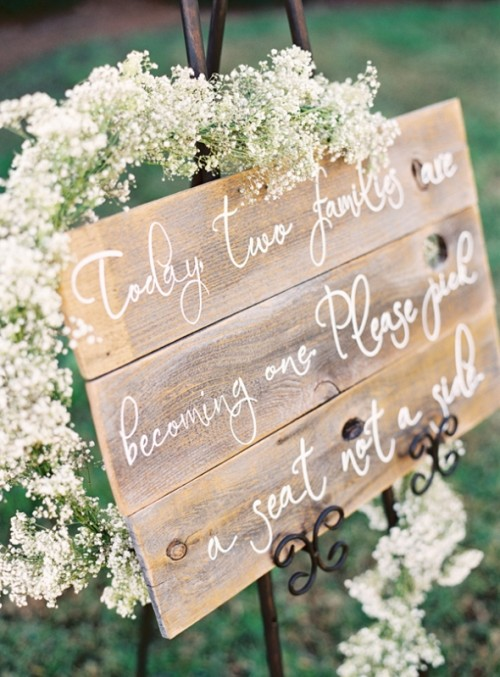 40 Sweet And Delightful Ideas Of Using Baby's Breath In Your Wedding