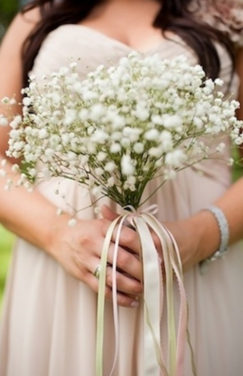 40 Sweet And Delightful Ideas Of Using Babys Breath In Your
