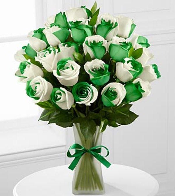 Mint Green Cake Decorations