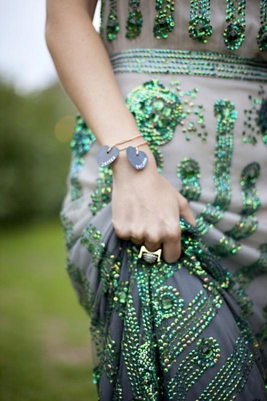 40 Trendy Emerald Green Wedding Ideas - Weddingomania