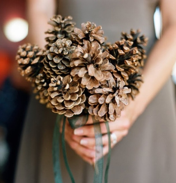 Traditional Wedding Flowers Pictures : Picture of unique and non traditional wedding bouquets