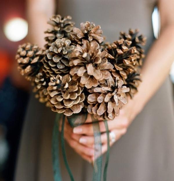 Unique Wedding Bouquet Ideas: Picture Of Unique And Non Traditional Wedding Bouquets
