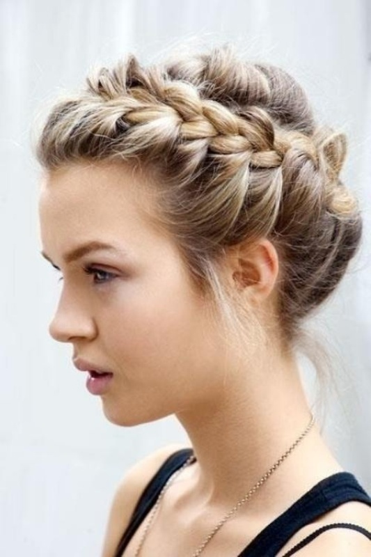 45 Braided Wedding Hairstyles Ideas - Weddingomania