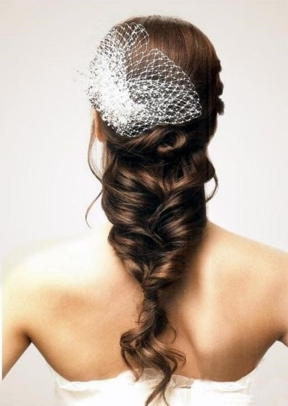 Braided Wedding Hairstyles Wedding Hairstyles for Long Hair For Short