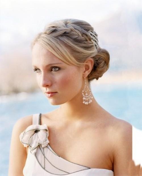 45 Braided Wedding Hairstyles Ideas - Weddingomania