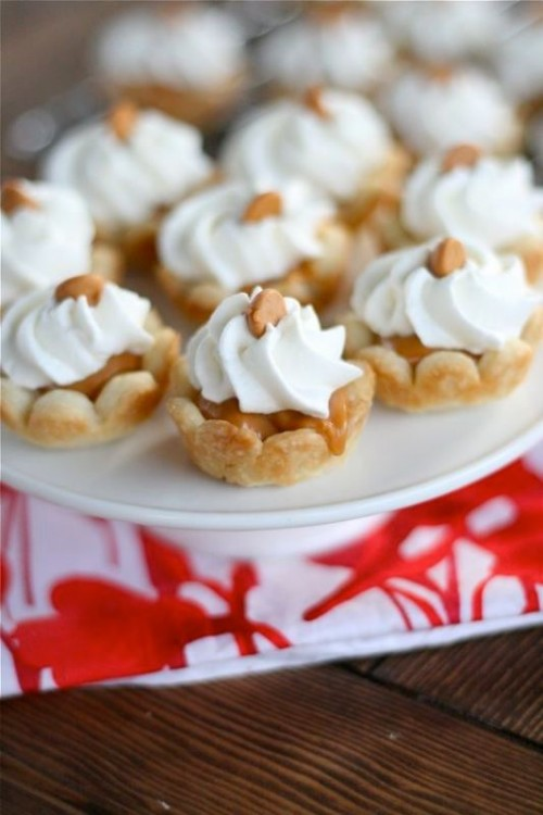 Sweet Finger Food Appetizers For Your Wedding