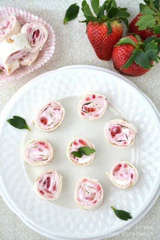 Picture Of sweet finger food appetizers for your wedding  6
