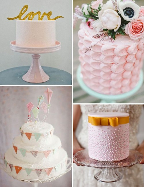 5 Hottest Wedding Cake Types Of