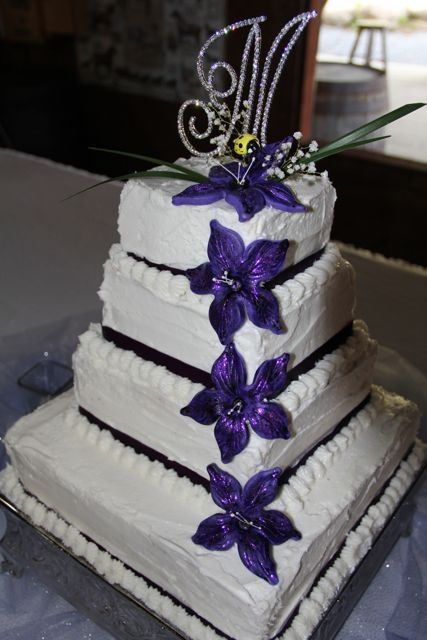 5 Hottest Wedding Cake Types Of