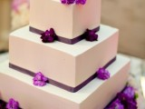 Asian cake style wedding