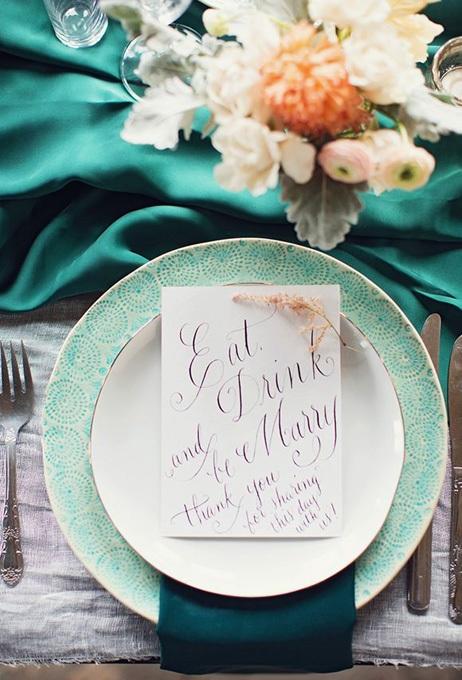 5 Hottest Wedding Color Palettes Of