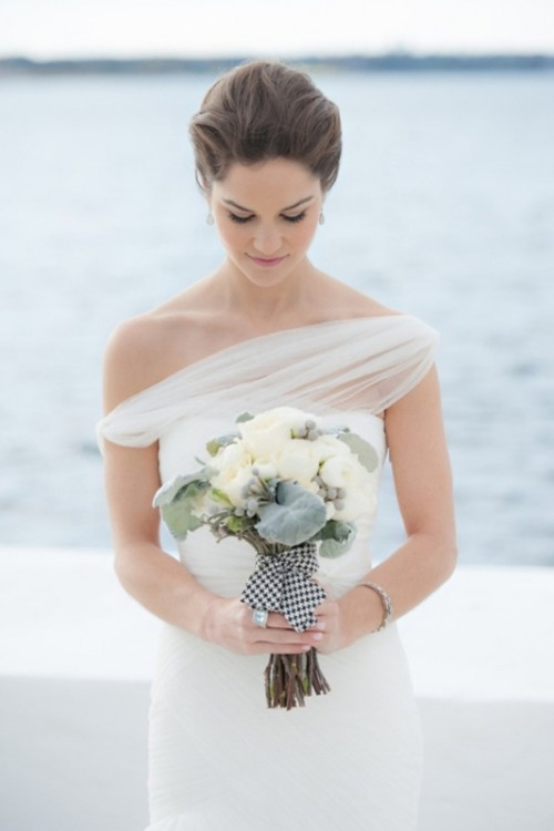 50 Shades Of Grey Wedding Ideas