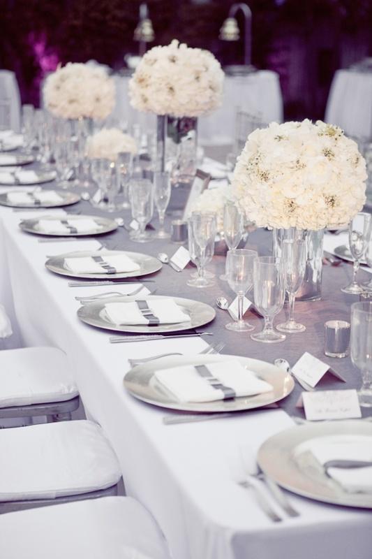 50 Shades Of Grey Wedding Ideas Weddingomania