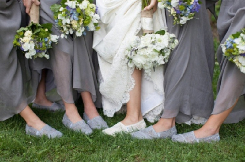 Shades Of Grey Wedding Ideas