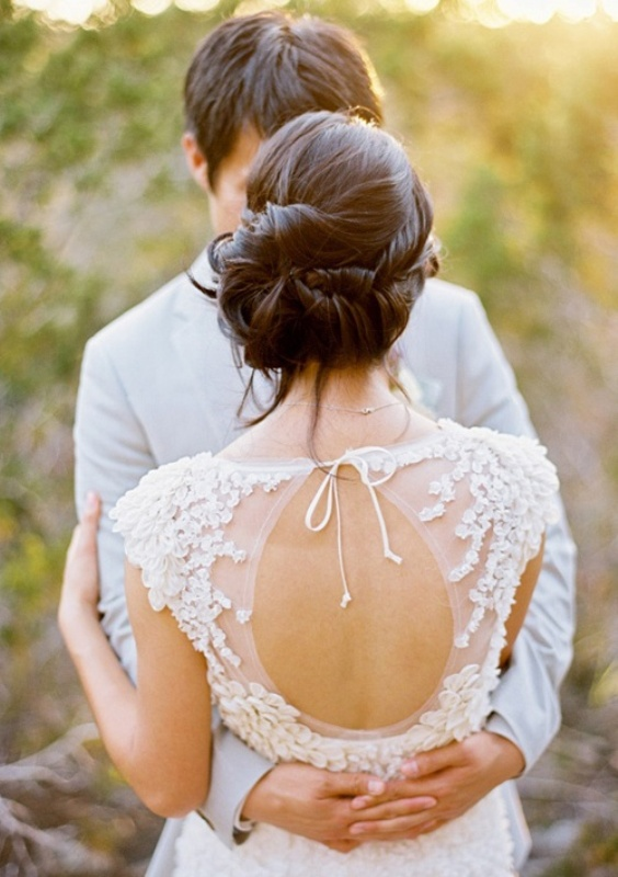 Wedding Updos That Wow
