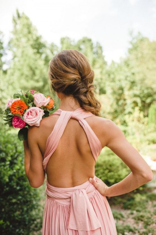6 Hottest Trends For Bridesmaid Dresses In 2014