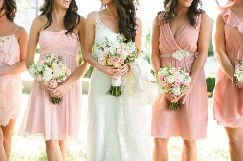 6 Hottest Trends For Bridesmaid Dresses In