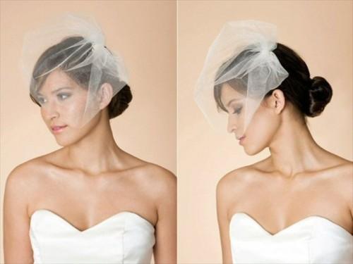 6 Ways To Wear A Veil