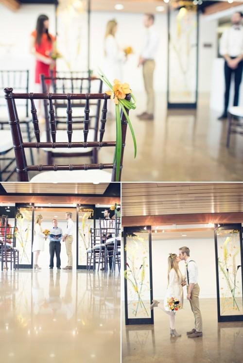 60s Wedding Decor Inspiration
