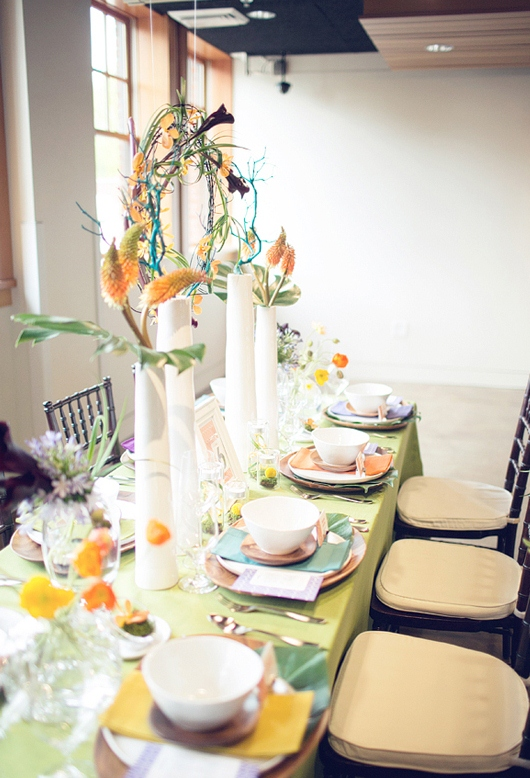 Picture of 60s wedding decor inspiration for Decoration 60 s