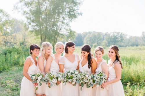An Elegant And Delightful Wedding In Illinois