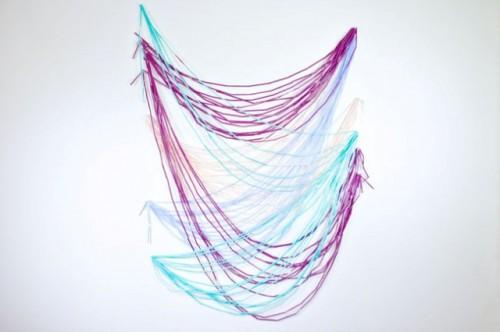 Creative DIY Straw Wedding Backdrop