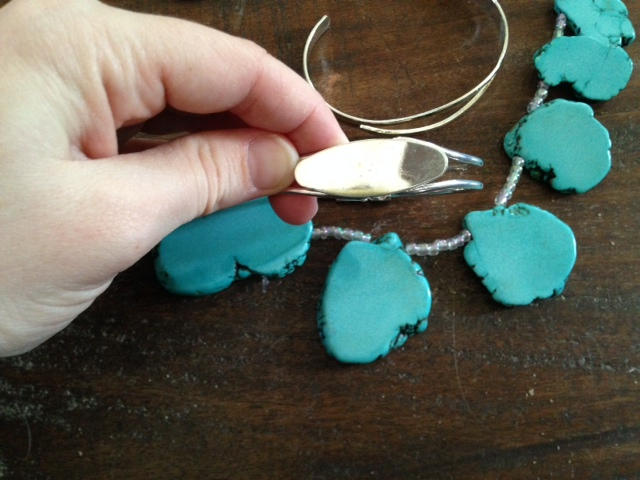 Picture Of Cute DIY Bridesmaids' Jewelry Gifts 6