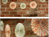 Cute DIY Wedding Paper Garland5