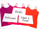 Funny DIY Bleach Shirts For Bride And Bridesmaids3