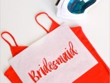 Funny DIY Bleach Shirts For Bride And Bridesmaids5