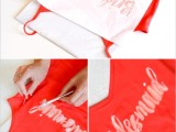 Funny DIY Bleach Shirts For Bride And Bridesmaids8