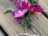 Perfect DIY Graphic Boutonniere4