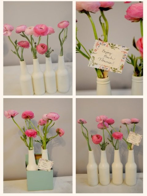 Romantic DIY Table Centerpiece For Your Wedding