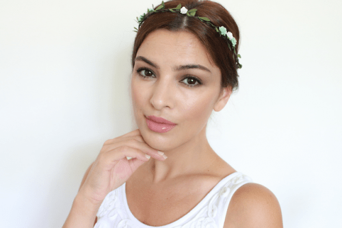 Simple And Chic Diy Wedding Makeup