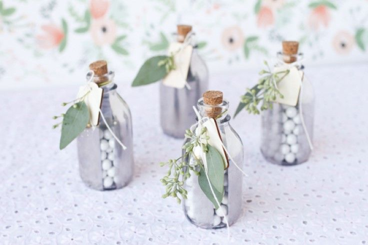 Adorable Spring Inspired Wedding Favors