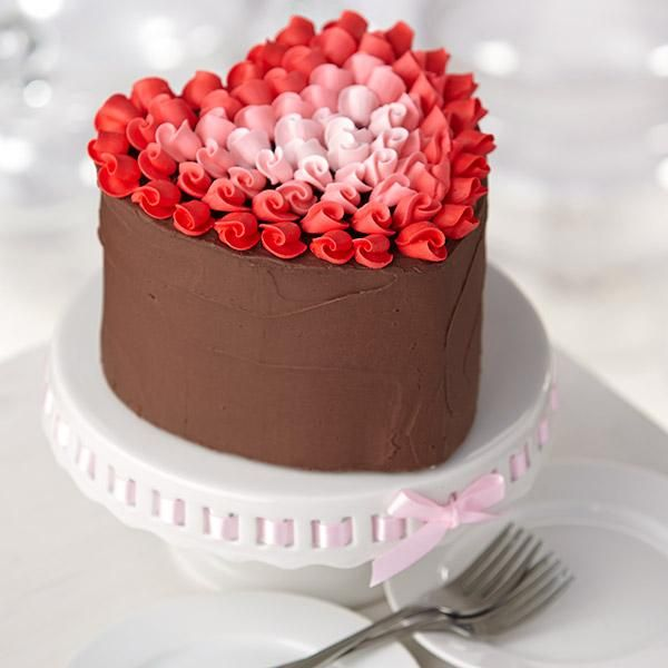 of adorable valentines day wedding cakes 29, Ideas