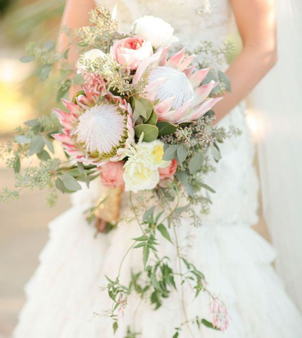 Adorably Fresh And Spring Wedding Bouquets