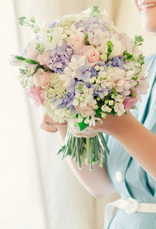 50 Adorably Fresh And Romantic Spring Wedding Bouquets Weddingomania