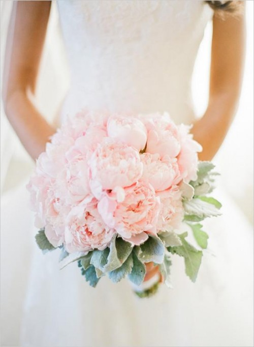 Adorably Fresh And Romantic Spring Wedding Bouquets