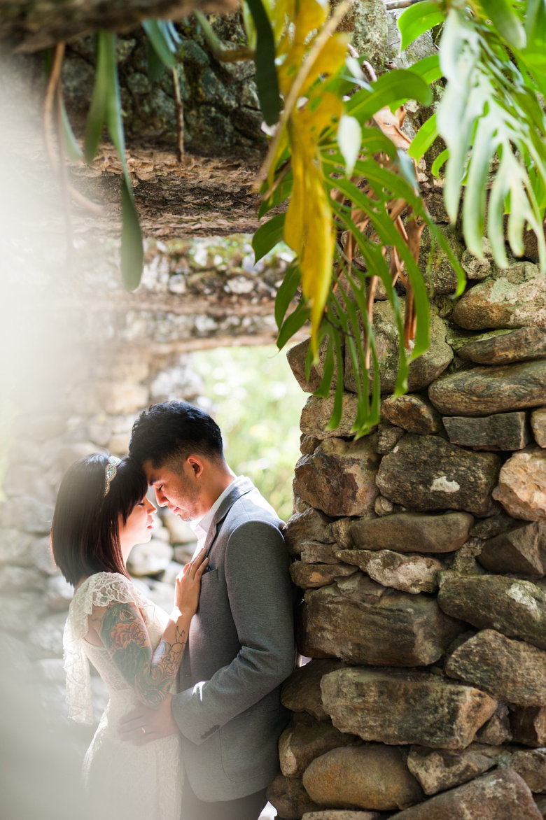Picture Of adventurous and cheerful elopement in rio de janeiro  10