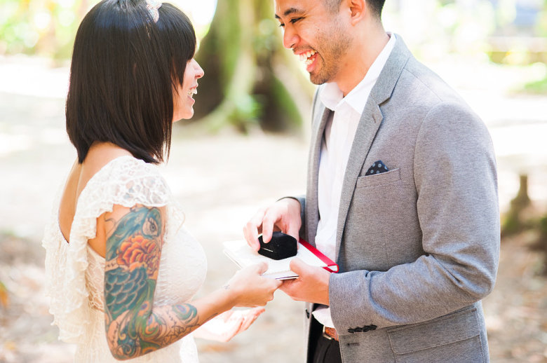 Picture Of adventurous and cheerful elopement in rio de janeiro  7