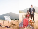 African Wedding Shoot With Beautiful Traditional Bridal Gowns